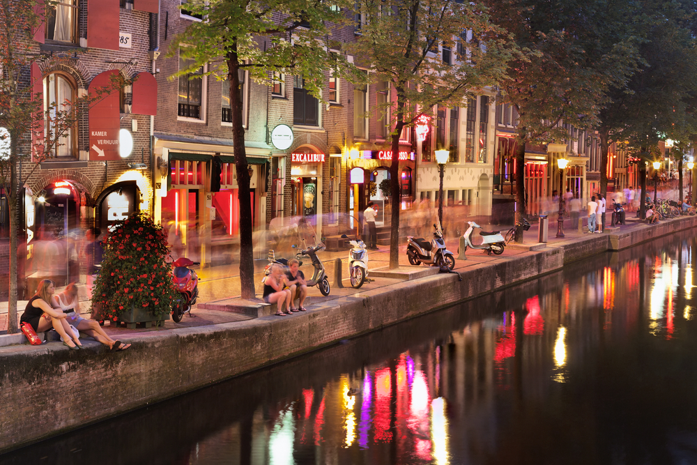 Amsterdam Red Light District_219802588