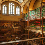 Old library of Rijksmuseum_393490669