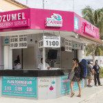 cashier office of Cozumel ferry_375219400