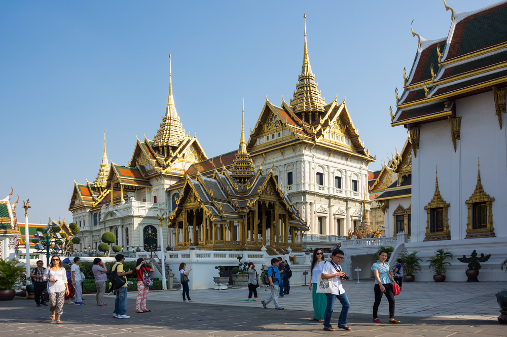 Grand Palace in Bangkok_333788867