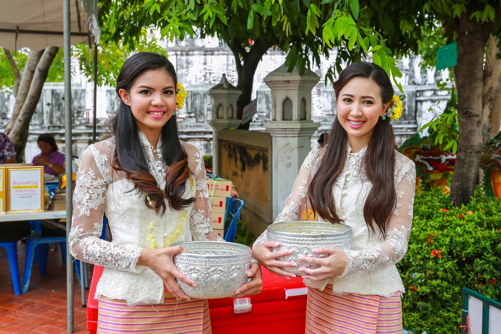Thai New Year or Songkran on Khao San Road_309561422