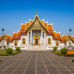 Wat Benchamabophit or Marble temple_256073881
