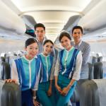 Bangkok Airways crew members_241949704