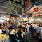Yaowarat Road at night_376737433