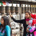 Swayambhunath temple_385070884