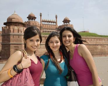 New Delhi, Revealing the New Facet of India