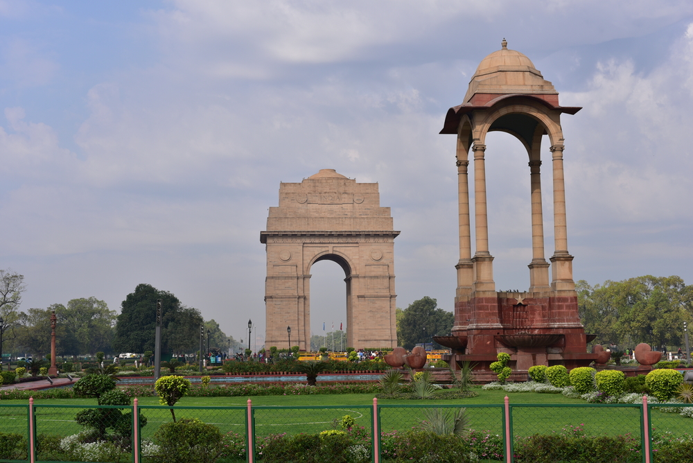 India Gate, New Delhi_386898883