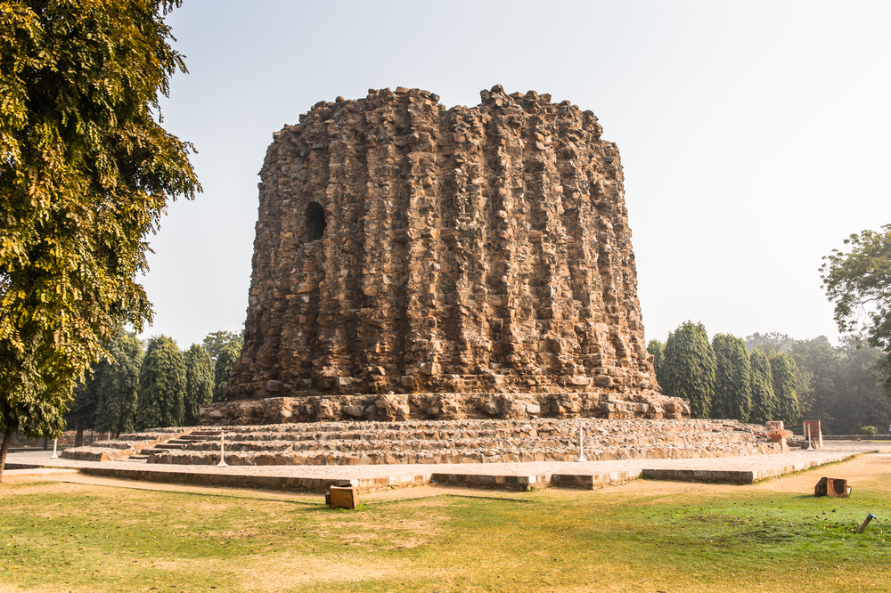 Alai Minar at the Qutb complex (Qutub)_369994037