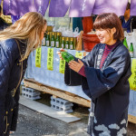 Japanese Sake vendor_182625020