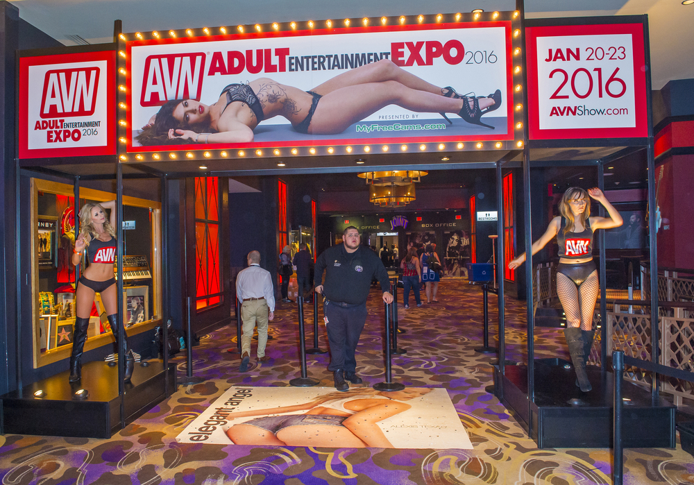 AVN Adult Entertainment Expo at the Hard Rock Hotel & Casino_400799056