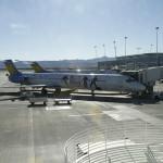 McCarran International Airport in Las Vegas NV_387395410