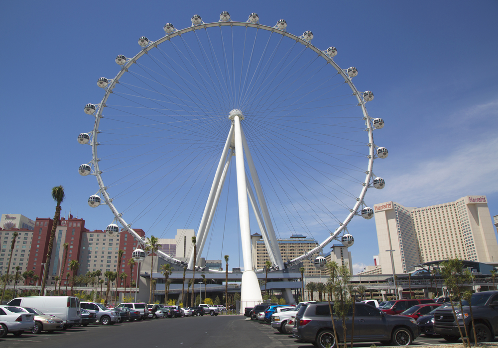 The High Roller Ferris Wheel_237469288