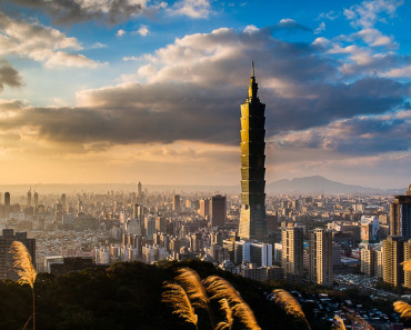 Taipei, Immersing in the Modern Oriental City in Taiwan