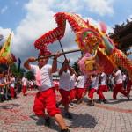 parade of Xiahai City God in Taipei_106591934