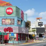 main street of the hotel zone_248562844