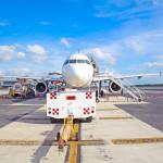 vianca A-330 preparing for leaving Cancun_232490797