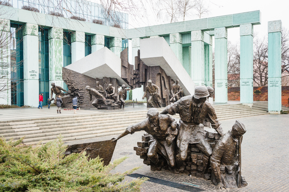 Uprising Monument, Warsaw_402149851