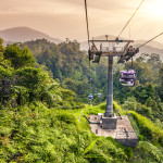 Cableway leading to Genting_168140225
