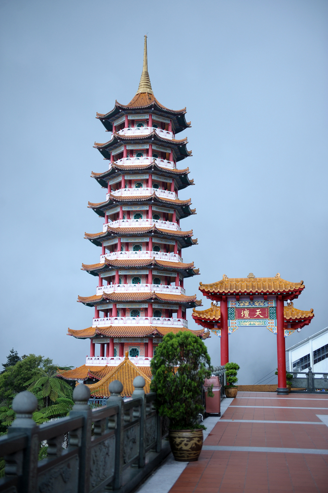 Pagoda at Chin Swee Temple, Genting Highlands_118248403