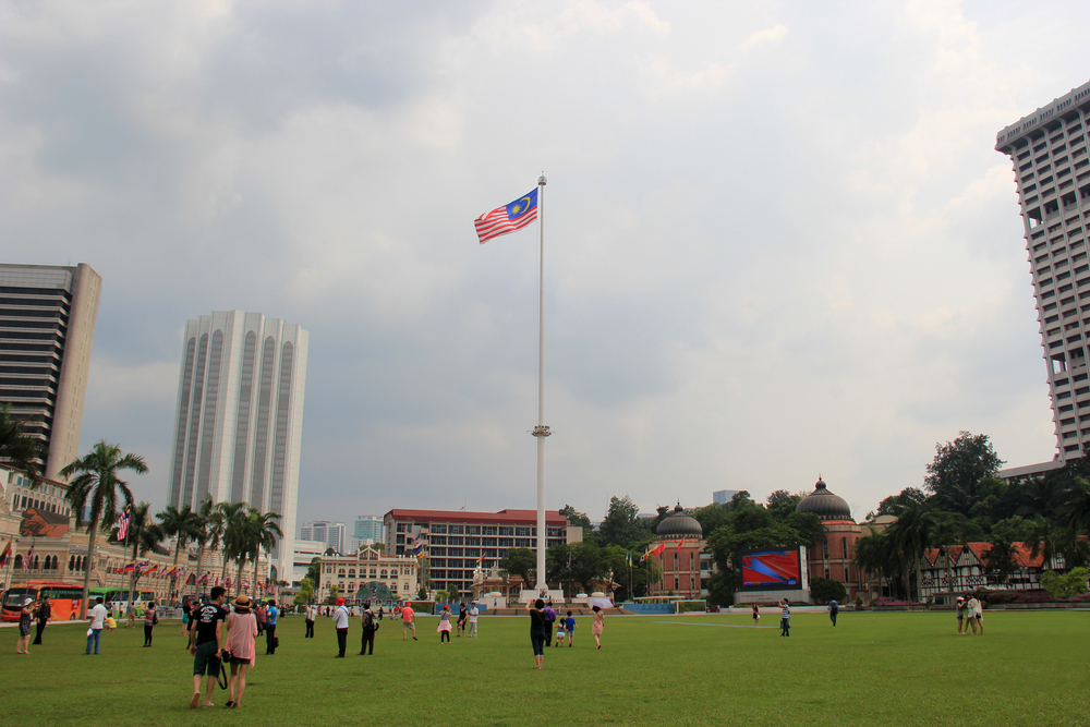 flagpole at Merdeka Square_231000022