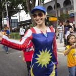 Independence day 57th in Merdeka square, Kuala Lumpur_214376920