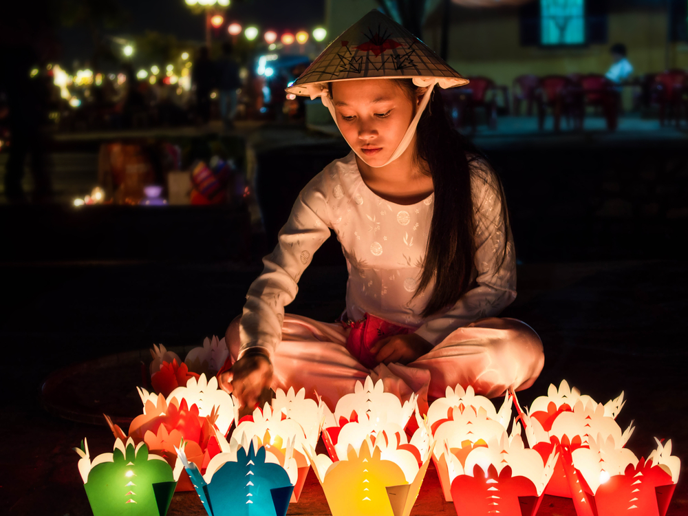 Chinese New Year celebrations in Hoi An_291550646
