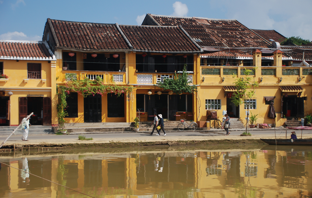 Hoai river in Hoi An ancient town, Quang Nam_287325587