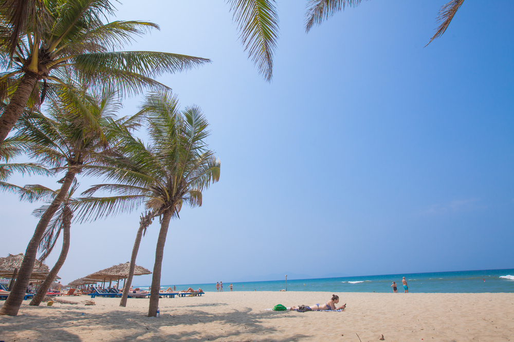 Cua Dai Beach in Hoi An_188298236