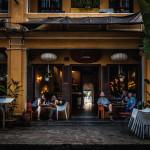 coffee cafe of Hoi An, Vietnam_346054433