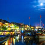 Hoi An ancient town at night_272266010