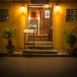 Restaurant at night in Vietnam_227293408