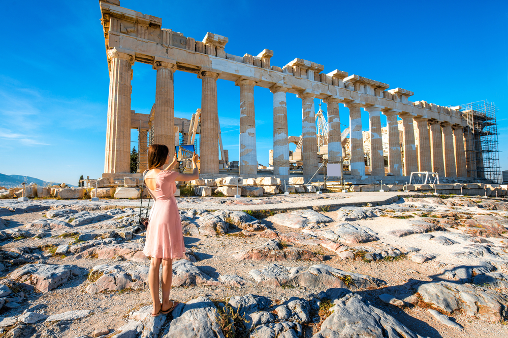 Parthenon temple in Acropolis_278717774