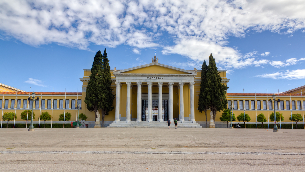 Zappeion Hall, Athens, Greece_100036061