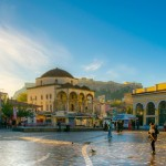 monastiraki square in athens_404923111