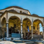 Tzistarakis Mosque in athens_404862079
