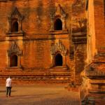 Elaborate sandstone carvings outside the Dhammayangyi Temple, Bagan_408213508