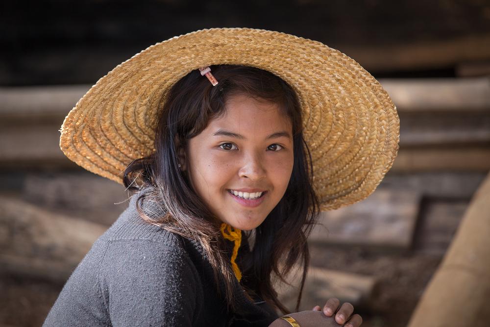 Inle lake, Myanmar_391172275