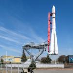 Model of the rocket Vostok_407583955