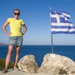 Faliraki, Rhodes island, Greece_407252098