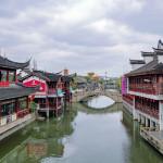 Qibao ancient water town_407718913