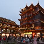 Yuyuan Tourist Mart in Shanghai_267895280