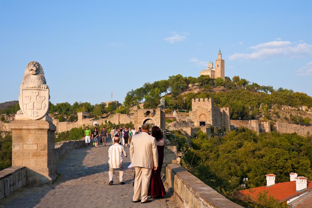 Tsarevets Fortress in Veliko Turnovo_56579962