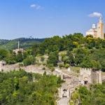 Veliko Tarnovo, Tsarevets fortress_404732335