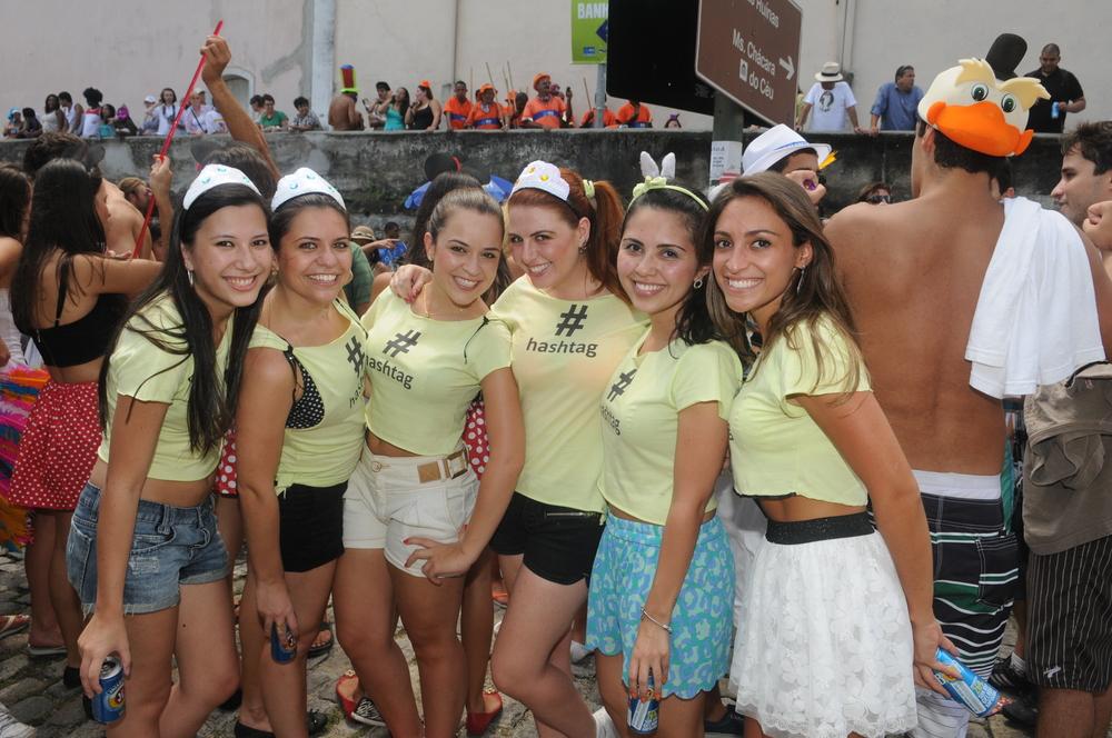 Carmelitas de Santa Tereza performers at Carnival_175286126