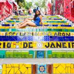 Escadaria Selaron in Rio de Janeiro_234688168