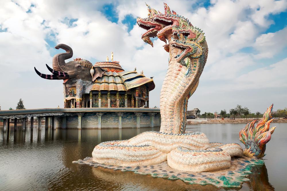 Temple of Ban Rai_217180450