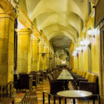 historic center of Corfu town , Greece_247625545