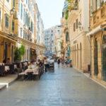 Venetian architecture in Kerkyra city_236082046