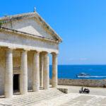 Agios Georgios Church at Corfu Old Fortress_323370155