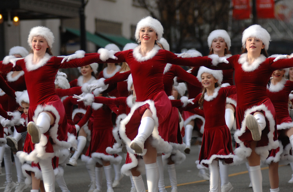 Santa Claus Parade in Vancouver, Canada_260083553